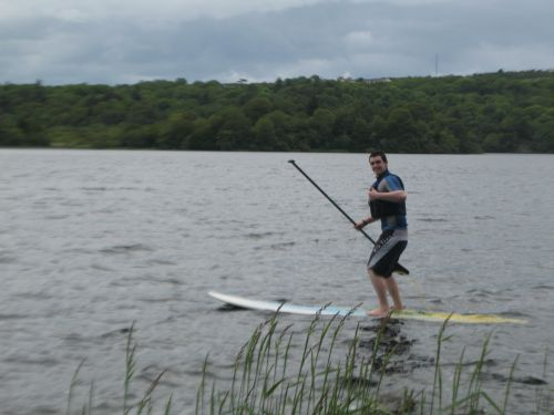 Stand Up Paddling Sligo